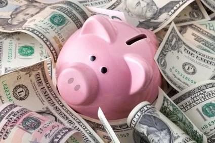 Image result for arrogant piggy bank