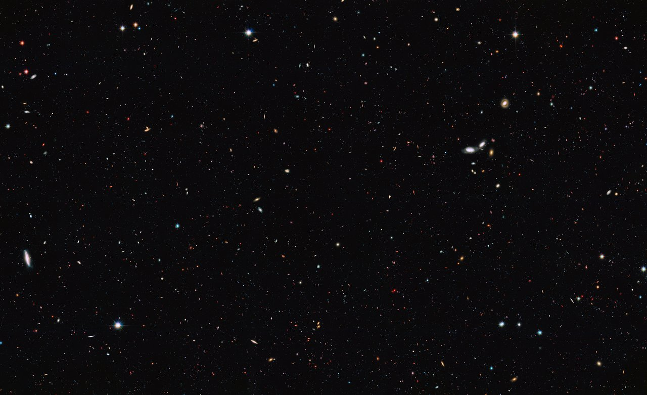 Top Class 3d Wallpapers Observable Universe Contains Ten Times More Galaxies Than