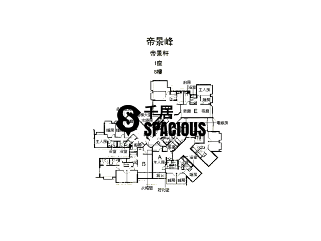 Property For Sale or Rent in Dynasty Height 帝景峰, Beacon