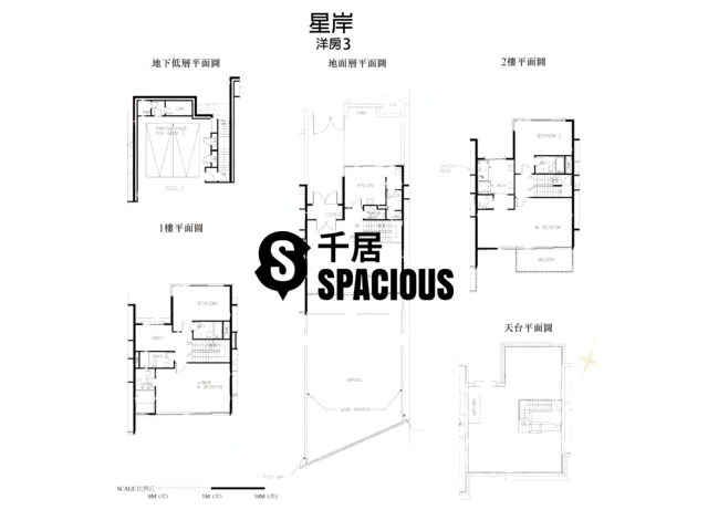 Property For Sale or Rent in Deauville 星岸, Ting Kau|Spacious