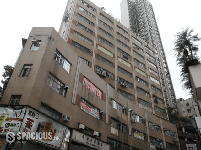 Cheung Hing Industrial Building 0bd  1ba For Rent