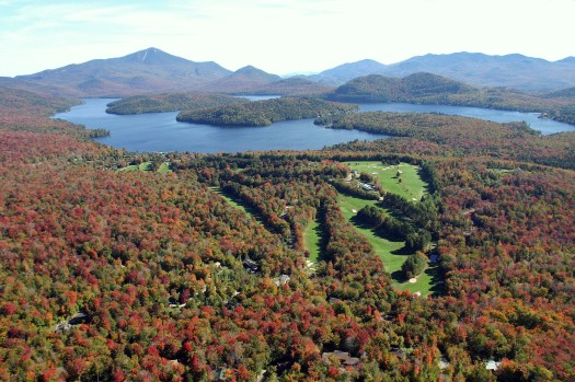 A Peaceful Retreat to Lake Placid's Whiteface Lodge