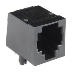 Rj11 Wiring 7 Pin Round Diagram 6 Connector Prt 00132 Sparkfun Electronics Volume Sales Pricing
