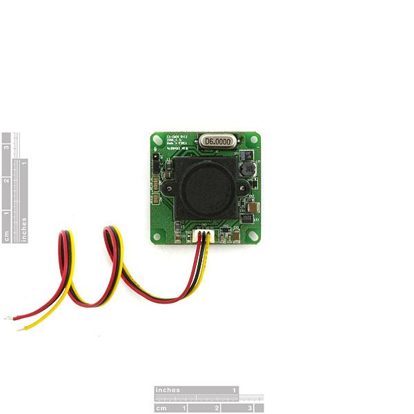 CMOS Camera Module 640x480 SEN 08739 SparkFun Electronics