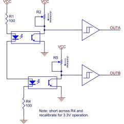 Encoder Wiring Diagram 2000 Lincoln Continental Fuse 4 Wire Blog For An Online Transformer Diagrams