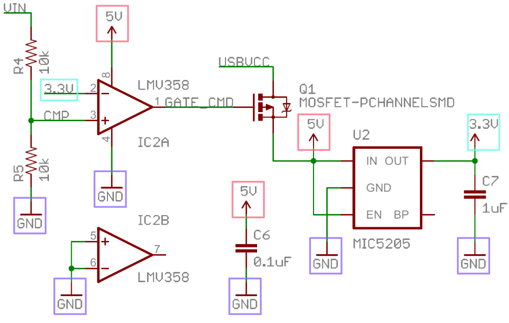 medium resolution of how to read a schematic learn sparkfun com electrical current diagram block diagram of a generic