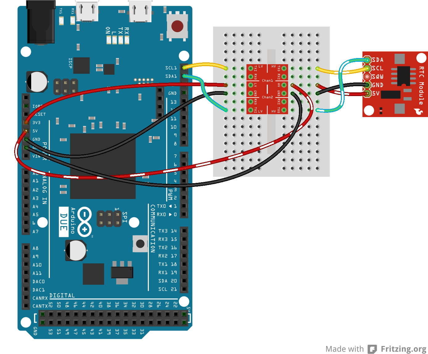 hight resolution of i2c hookup fritzing diagram