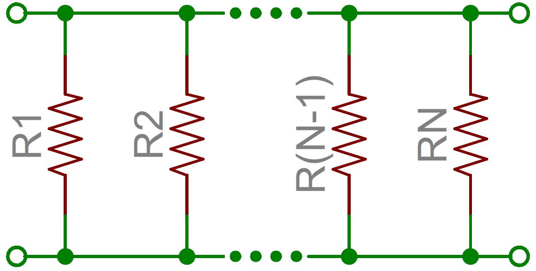 Diagram Building Simple Resistor Circuits Series And Parallel