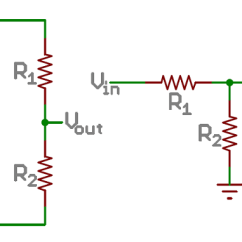 Convert Circuit Diagram To Breadboard Free Electronic Voltage Dividers - Learn.sparkfun.com
