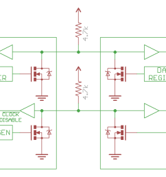 equivalent internal circuit diagram of an i2c system  [ 1417 x 725 Pixel ]