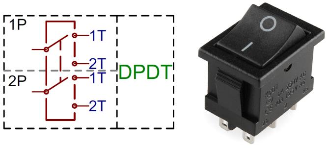 wiring diagram for 3 pole double throw switch  97 bmw 328i