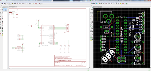 small resolution of schematic and board layout from using eagle tutorials