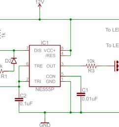 555 dimmer circuit [ 1170 x 889 Pixel ]