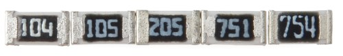 small resolution of examples of e 24 marked smd resistors