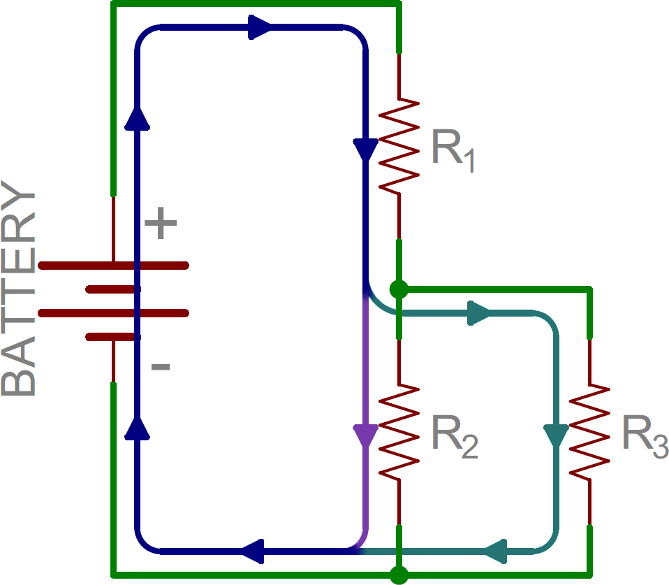 hight resolution of series and parallel circuits learn sparkfun com now using the diagram below try to build a parallel circuit