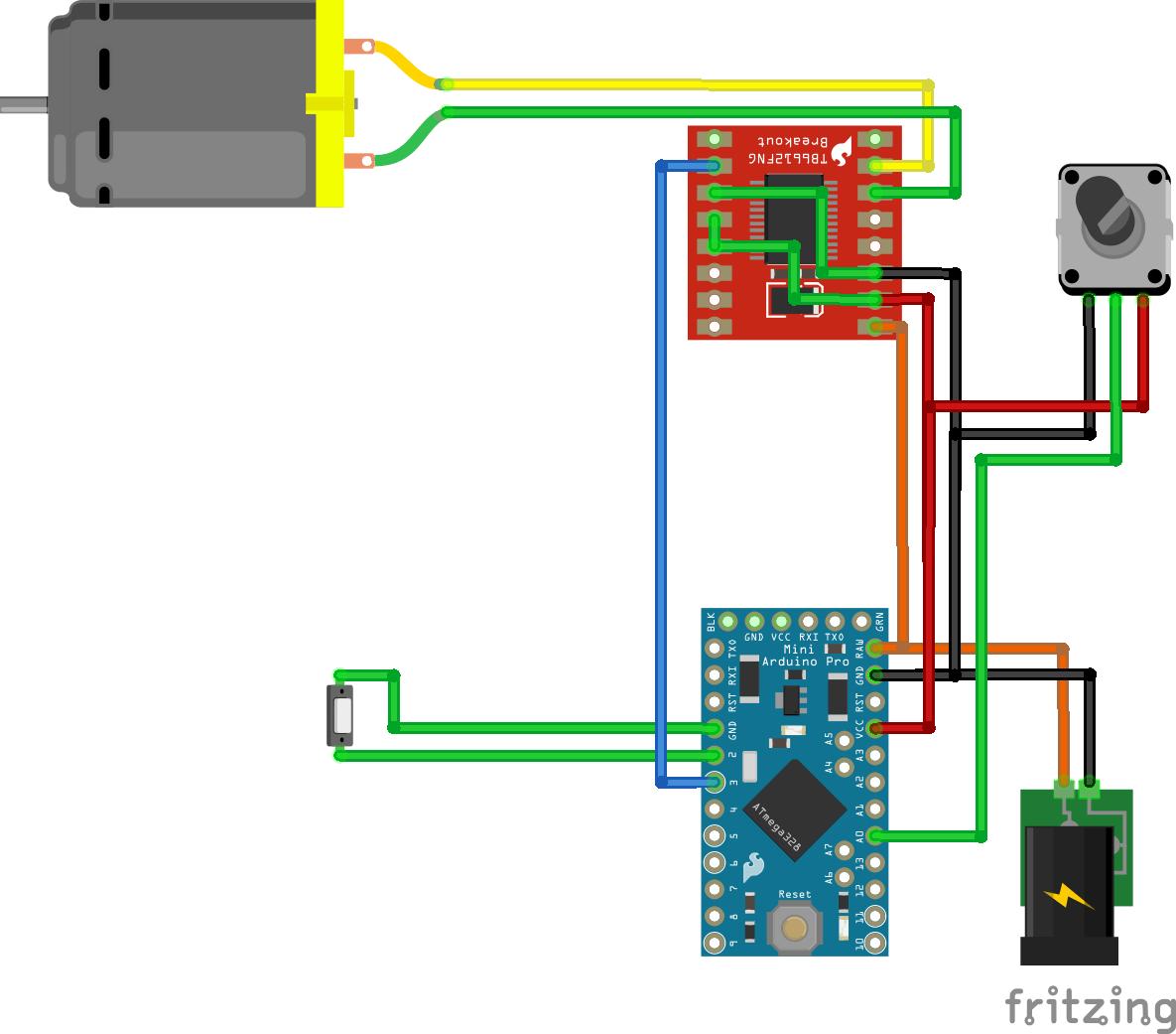 tattoo power supply wiring diagram honeywell s plan valve t³ 3d printing a rotary machine news sparkfun