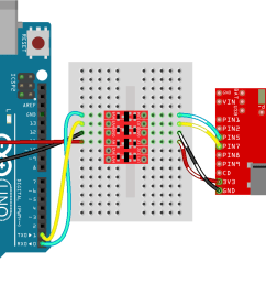 arduino to electric imp serial via bd llc [ 1632 x 864 Pixel ]
