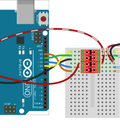spi adxl345 to arduino via bd llc [ 1284 x 885 Pixel ]
