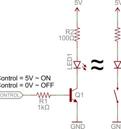 transistor switch [ 1005 x 977 Pixel ]