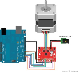 Big Easy Driver Hookup Guide  learnsparkfun