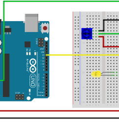 arduino uno fritzing potentiometer [ 1578 x 1155 Pixel ]