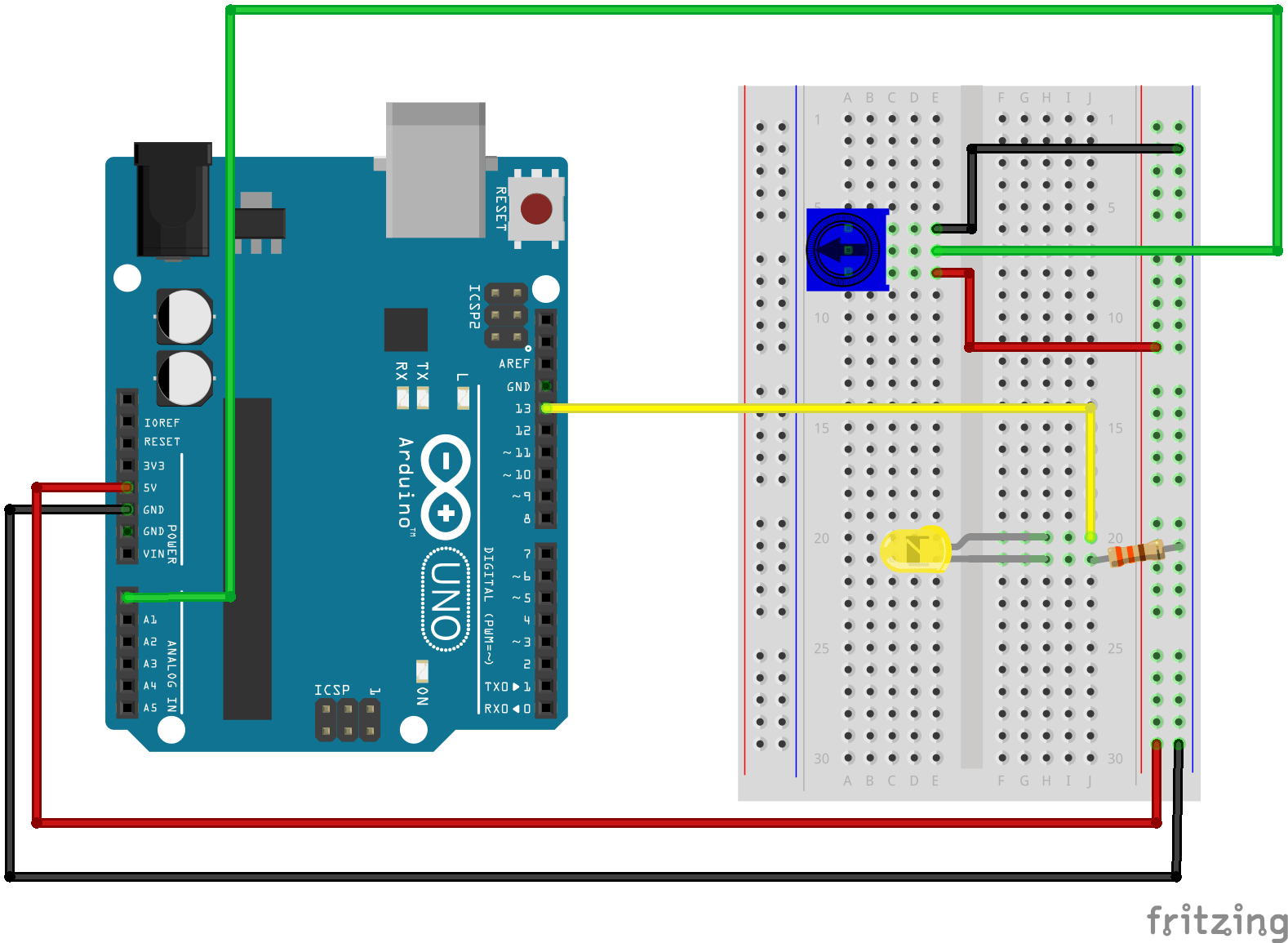 hight resolution of arduino uno fritzing potentiometer