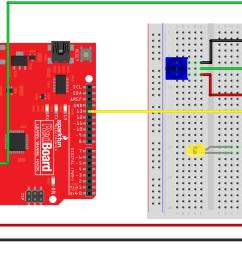 redboard fritzing potentiometer [ 1578 x 1155 Pixel ]