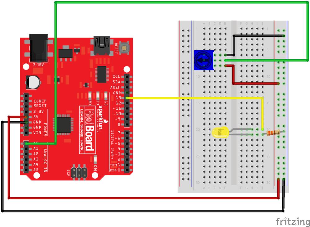 medium resolution of redboard fritzing potentiometer