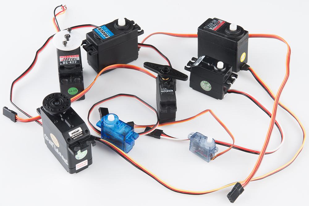 Phone System Wiring Basics Servo Trigger Hookup Guide Learn Sparkfun Com