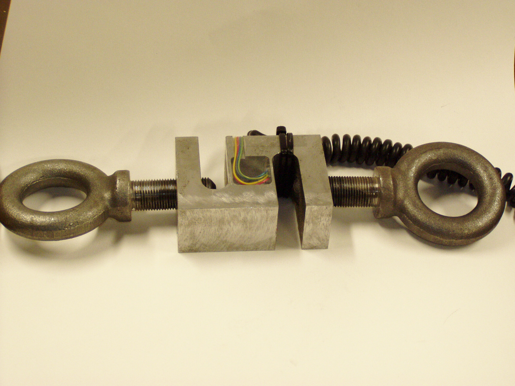 hight resolution of s type load cell hooked up to two loops