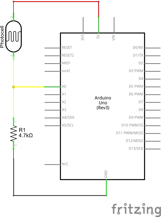 photocell hookup guide  learnsparkfun