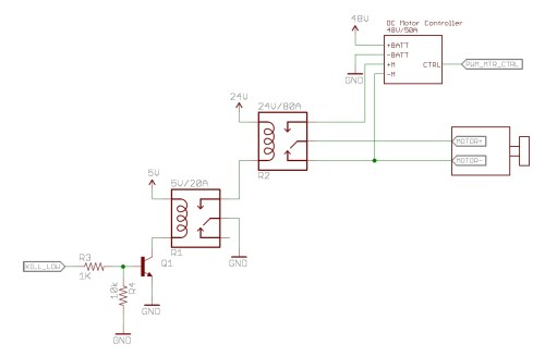 small resolution of bootstrapped two relay setup