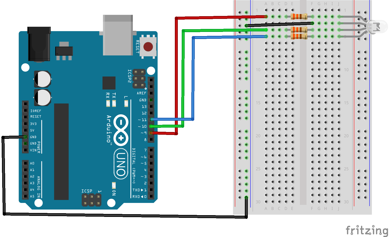Schematic Wiring Red Sik Experiment Guide For Arduino V3 3 Learn Sparkfun Com