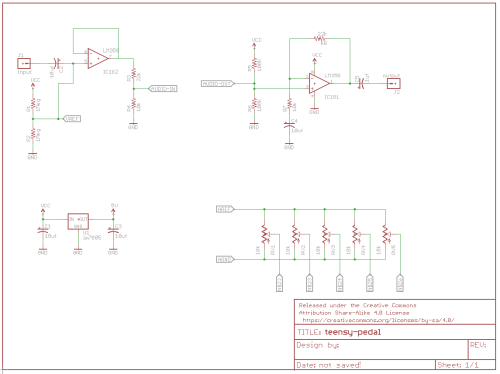 small resolution of teensy pedal schematic click to enlarge