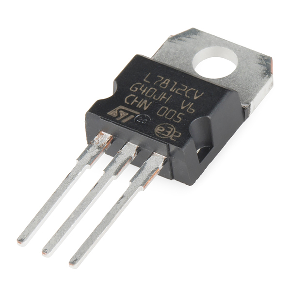 Voltage Regulator Circuit 5v