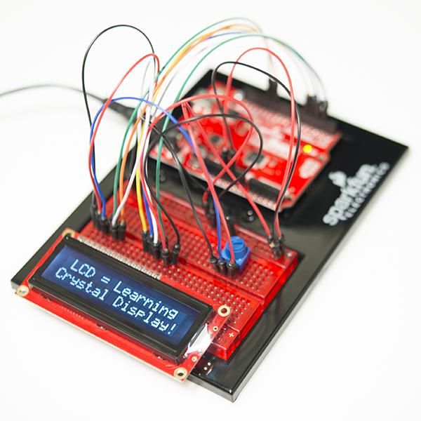 SparkFun Inventor's Kit for Arduino - V3.1 - KIT-12001 - SparkFun Electronics