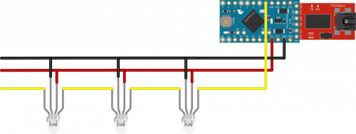 Multiple Flashing Led Light String Circuit Diagram Tradeoficcom