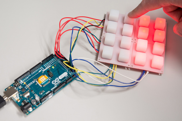 Pushbuttons And Tilt Sensors Switches How They Work And Some Arduino