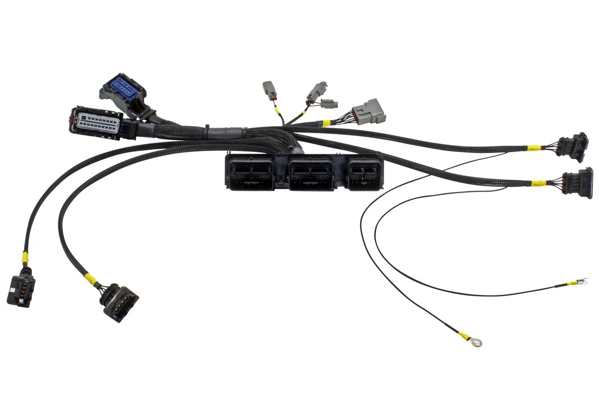 Aem Debuts Infinity Ecu Plug Amp Play Adapter Harness For Coyotes
