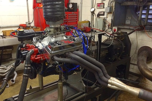 500 Hp 383 Mopar Build