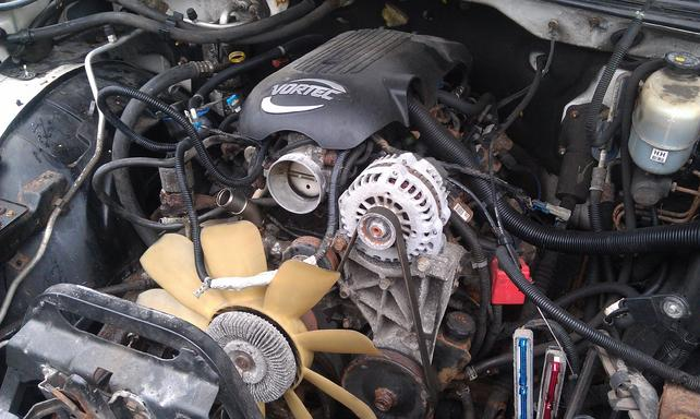 ls1 engine wiring diagram ford transit alternator an ls swap on the cheap