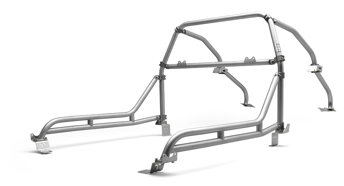 Building Your First Roll Cage: What You Should Know