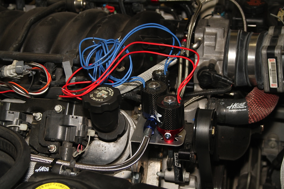nitrous purge wiring diagram mercury outboard schematic express 3 bolt ls plate system putting the