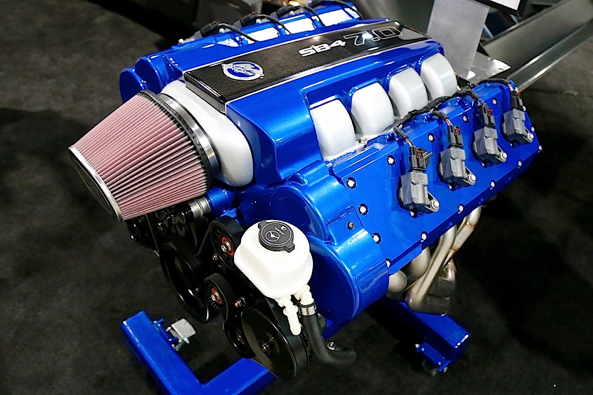 Block Ford 427 Engine