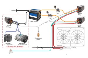 Wiring Safely: Fan Relay Wiring With C&R Racing