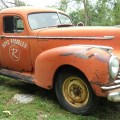 Rare 47 hudson pickup just sold rod authority