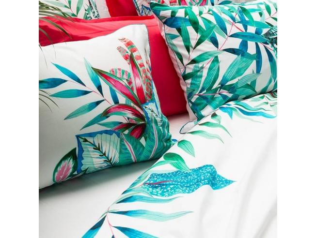 drap de lit percale de coton vegetal 260x300cm
