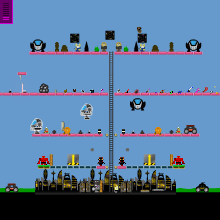 dsadsadsadsa platformer game by