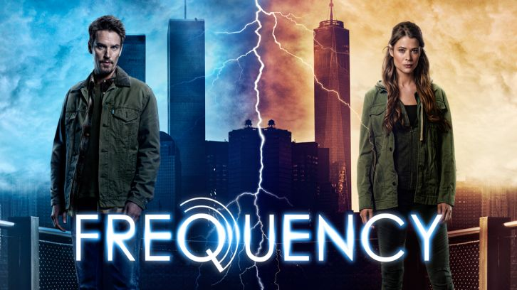 Image result for frequency tv show