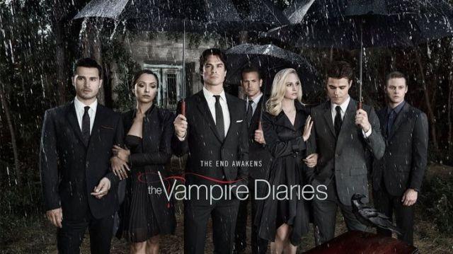 Resultado de imagem para The Vampire Diaries 8